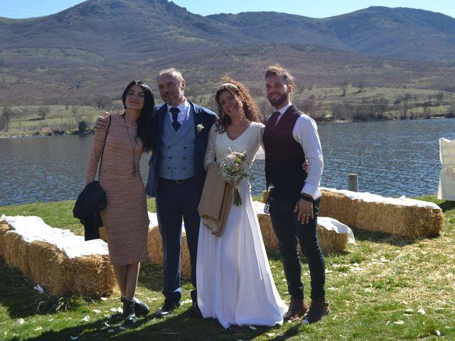 La boda de Manuel y Sonia en Pinilla Del Valle, Madrid 12