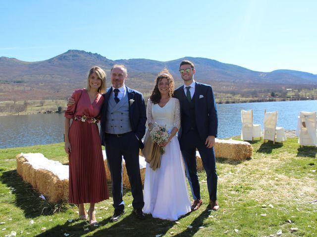 La boda de Manuel y Sonia en Pinilla Del Valle, Madrid 13