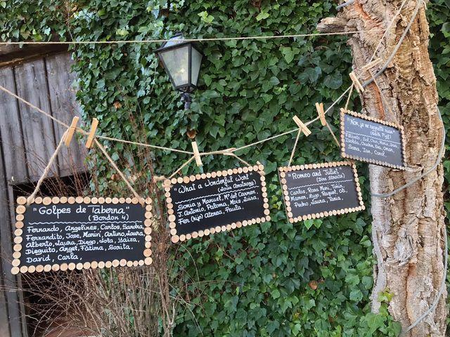 La boda de Manuel y Sonia en Pinilla Del Valle, Madrid 14