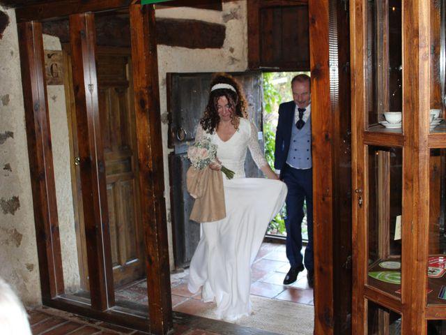 La boda de Manuel y Sonia en Pinilla Del Valle, Madrid 18