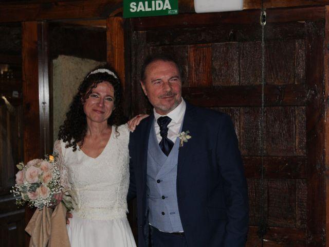La boda de Manuel y Sonia en Pinilla Del Valle, Madrid 19