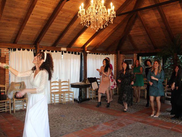 La boda de Manuel y Sonia en Pinilla Del Valle, Madrid 22