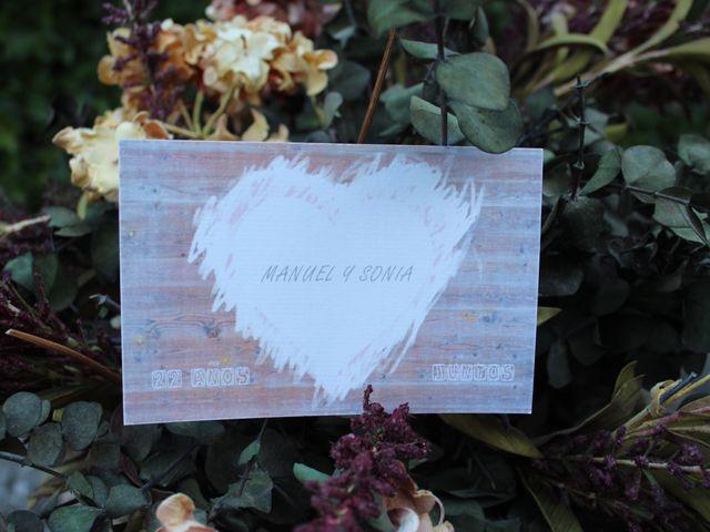 La boda de Manuel y Sonia en Pinilla Del Valle, Madrid 26