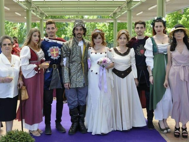 La boda de David y Sarah en Valladolid, Valladolid 2