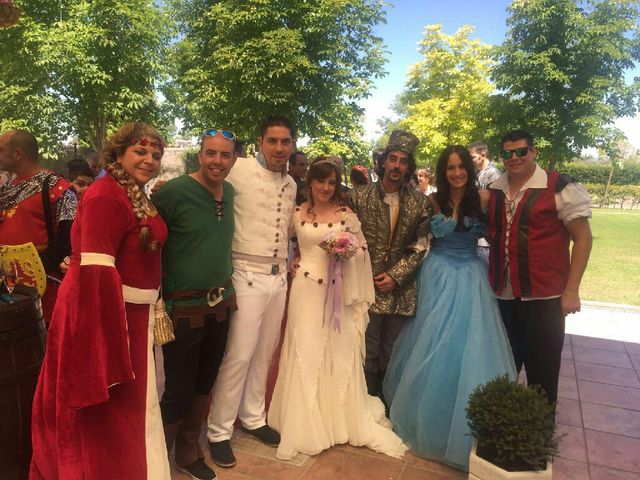 La boda de David y Sarah en Valladolid, Valladolid 8