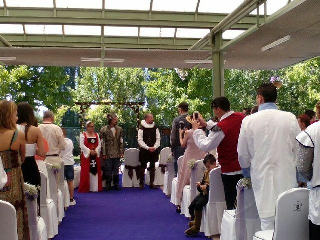 La boda de David y Sarah en Valladolid, Valladolid 9