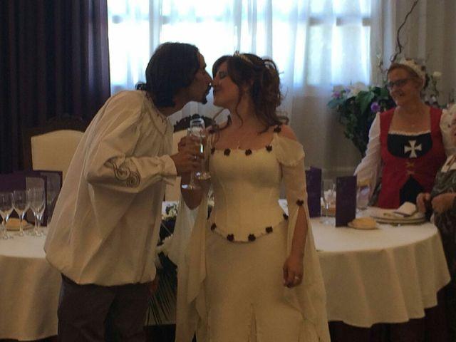 La boda de David y Sarah en Valladolid, Valladolid 1