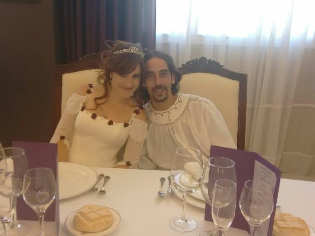 La boda de David y Sarah en Valladolid, Valladolid 19