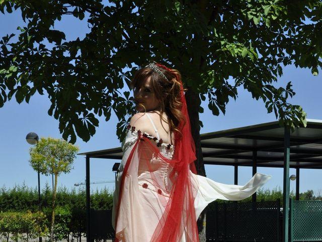 La boda de David y Sarah en Valladolid, Valladolid 30