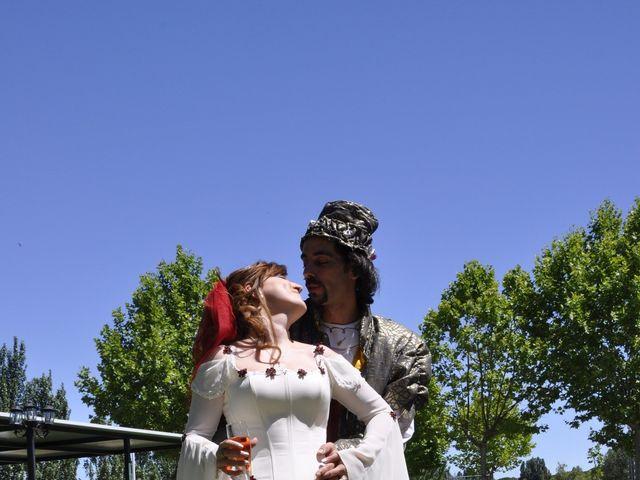 La boda de David y Sarah en Valladolid, Valladolid 34