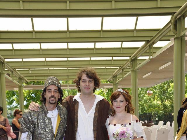 La boda de David y Sarah en Valladolid, Valladolid 35
