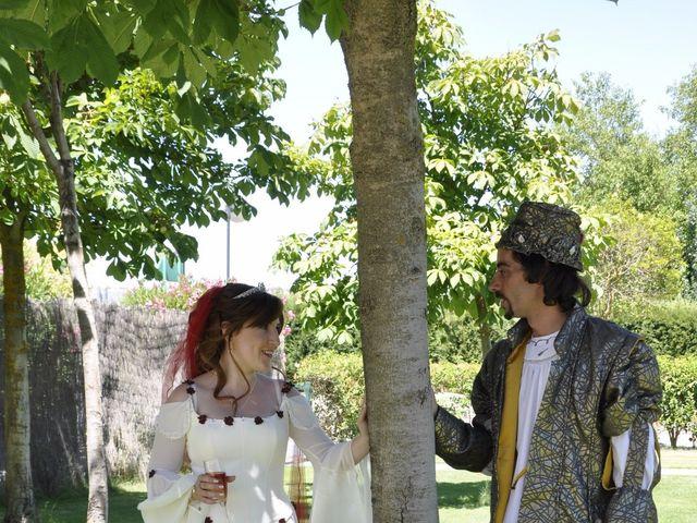 La boda de David y Sarah en Valladolid, Valladolid 36