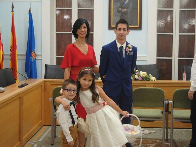 La boda de Aitor  y Mónica  en Crevillente, Alicante 2