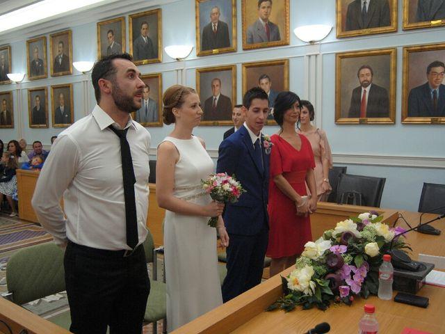La boda de Aitor  y Mónica  en Crevillente, Alicante 5