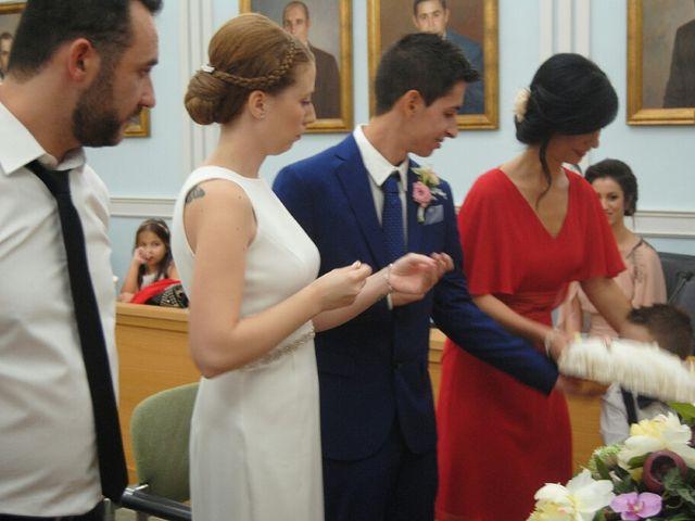 La boda de Aitor  y Mónica  en Crevillente, Alicante 6