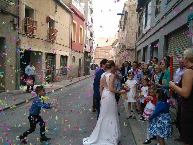 La boda de Aitor  y Mónica  en Crevillente, Alicante 12