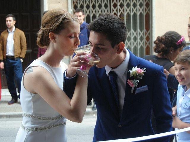 La boda de Aitor  y Mónica  en Crevillente, Alicante 14
