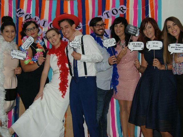 La boda de Aitor  y Mónica  en Crevillente, Alicante 17