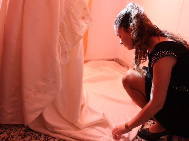 La boda de Isaac y Eva en Cubelles, Barcelona 5