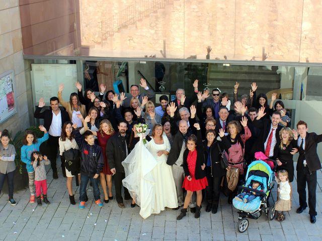 La boda de Isaac y Eva en Cubelles, Barcelona 6