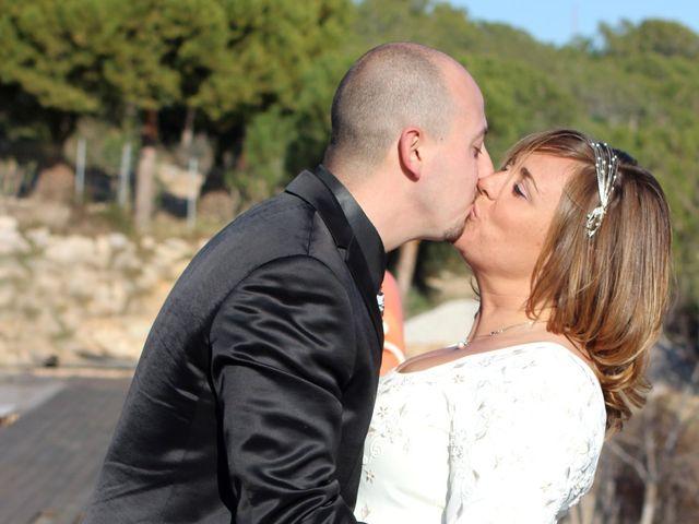 La boda de Isaac y Eva en Cubelles, Barcelona 7