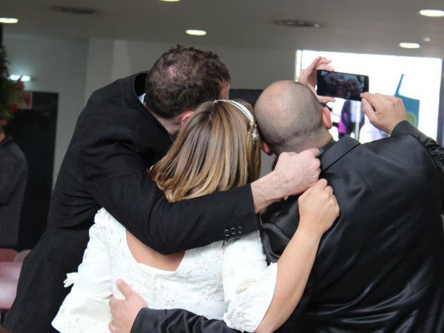 La boda de Isaac y Eva en Cubelles, Barcelona 8