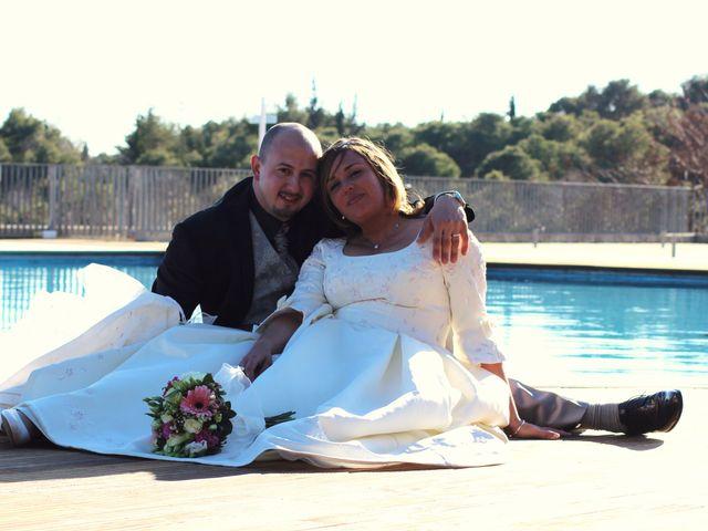 La boda de Isaac y Eva en Cubelles, Barcelona 12