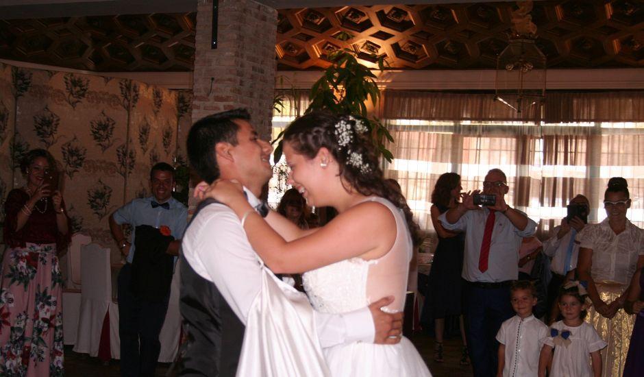 La boda de Ismael y Ruth en Toledo, Toledo
