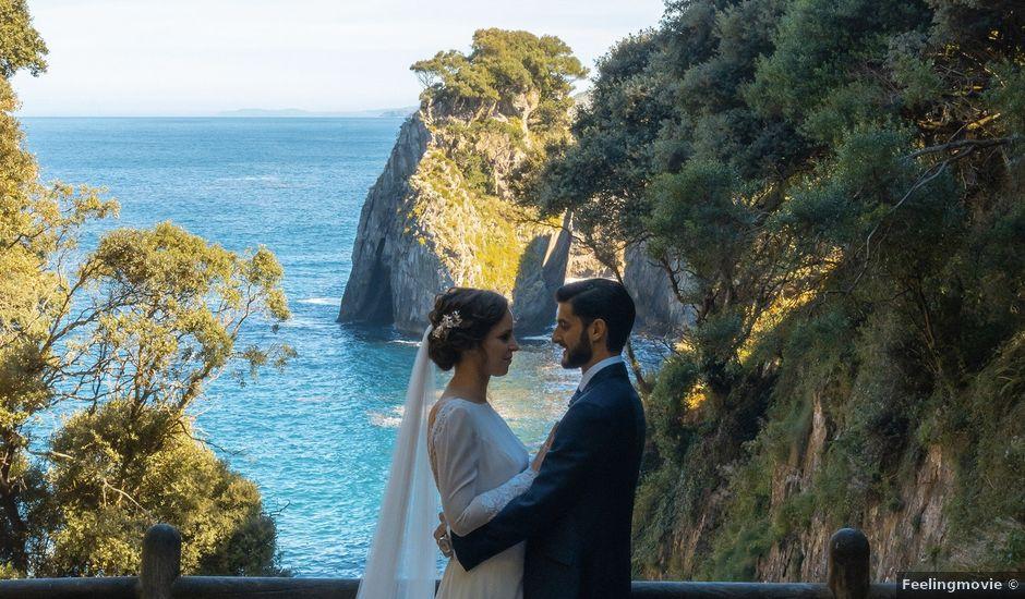 La boda de Manu y Mercedes en Panes, Asturias