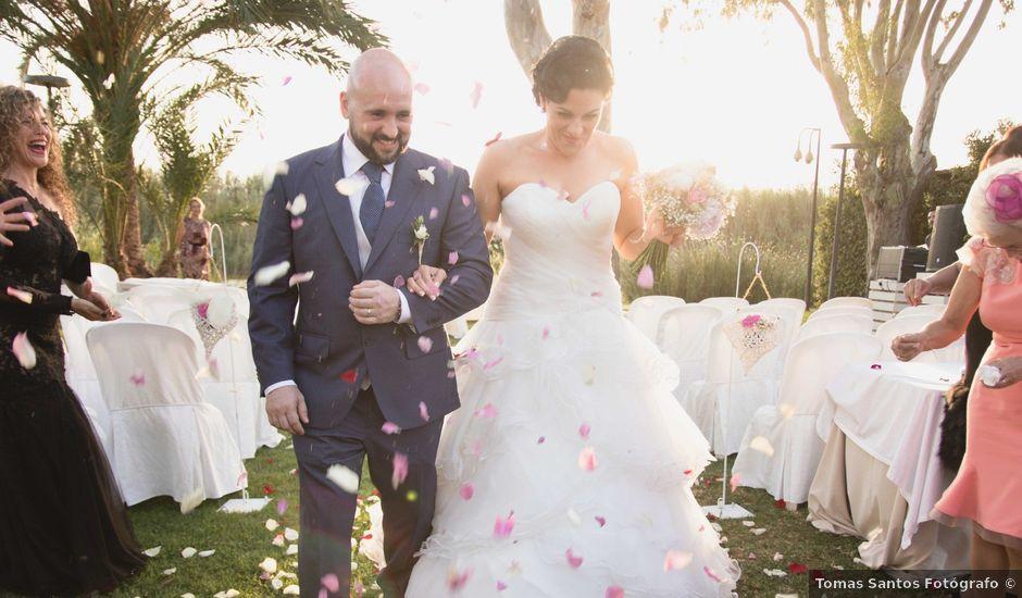 La boda de Jose y Jordana en El Palmar, Valencia