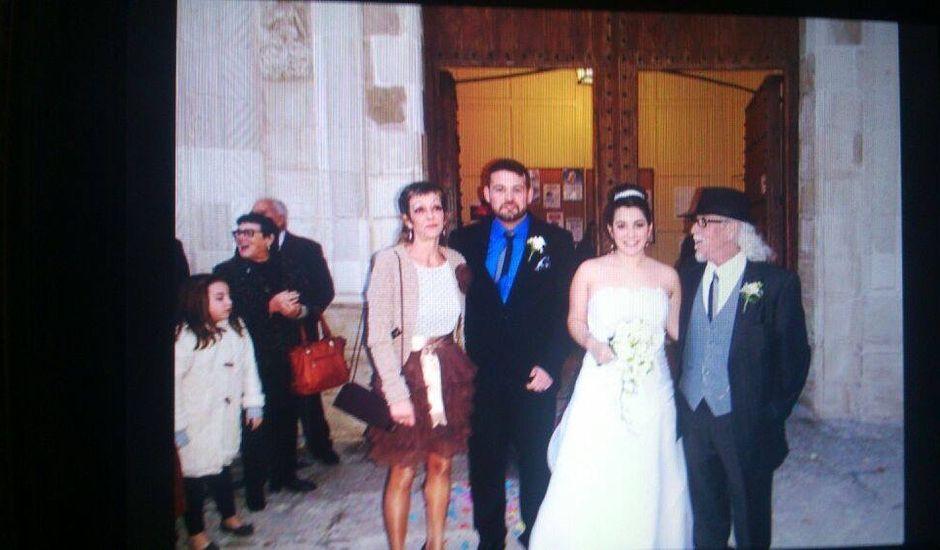 La boda de Isma y Ana en San Antonio (Mahon), Islas Baleares