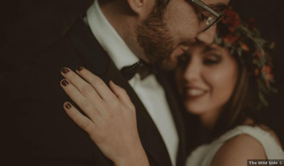 La boda de Les y Chema en Laias, Orense
