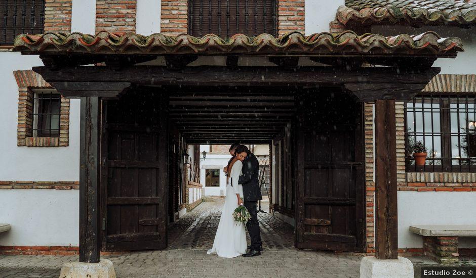 La boda de Fernando y Roseric en Rivas-vaciamadrid, Madrid