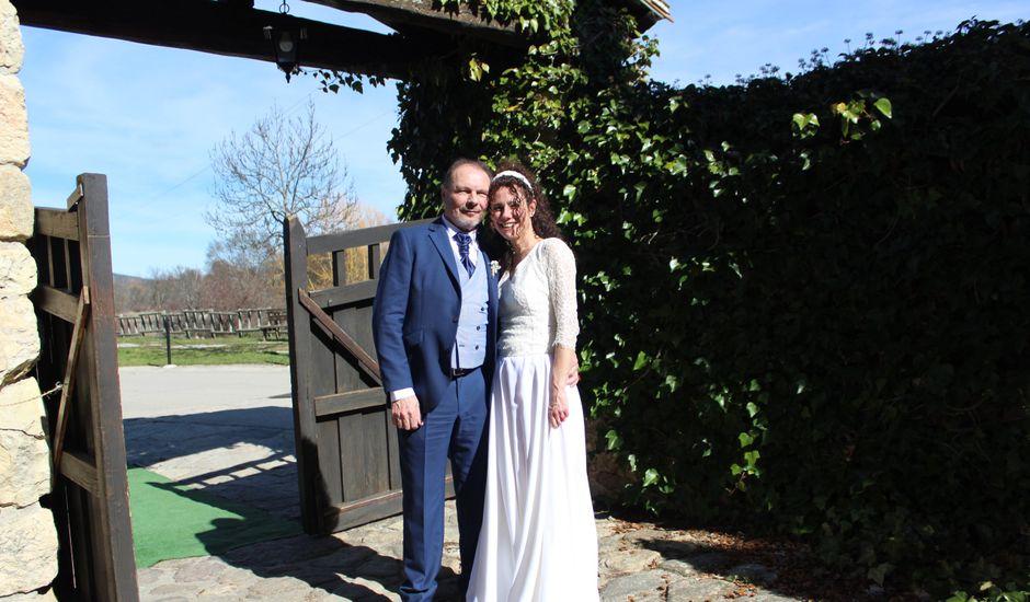 La boda de Manuel y Sonia en Pinilla Del Valle, Madrid