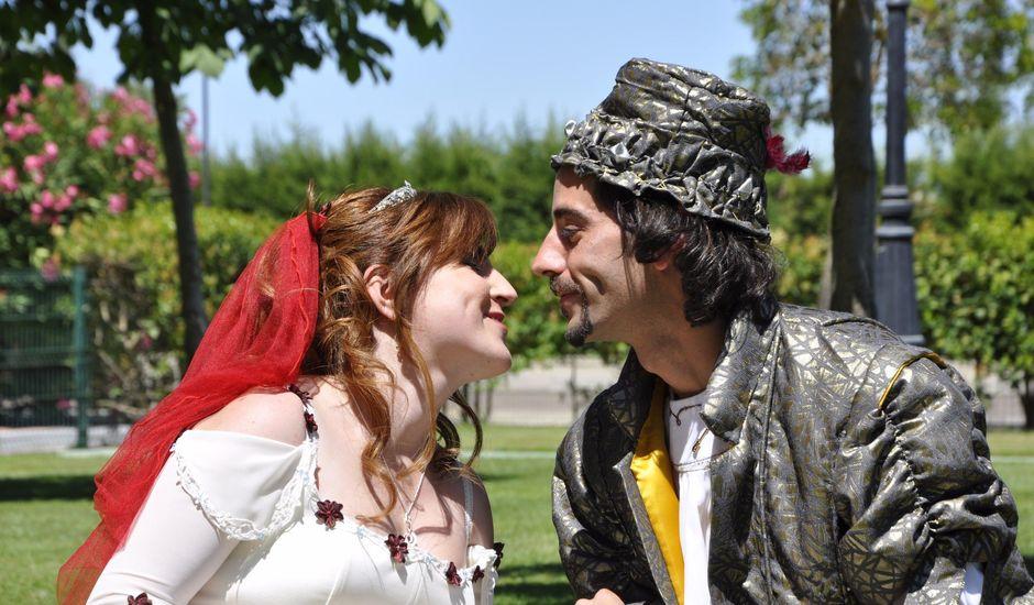 La boda de David y Sarah en Valladolid, Valladolid