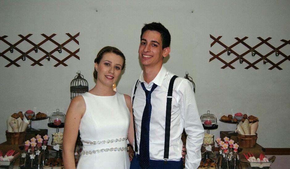 La boda de Aitor  y Mónica  en Crevillente, Alicante