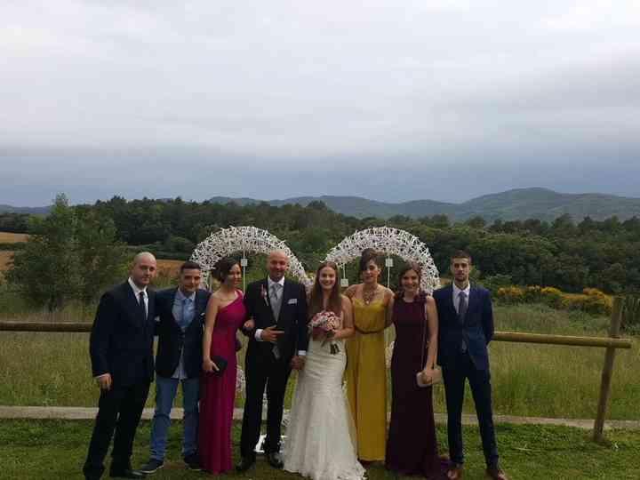 La boda de Sara y Jesus