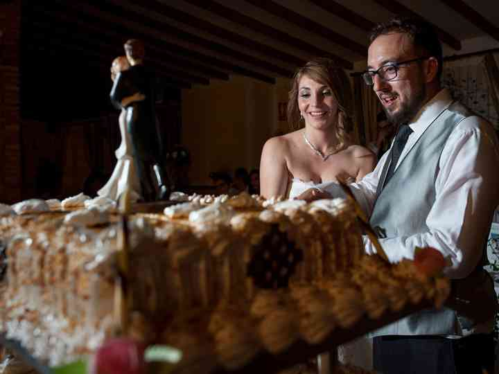 La boda de Núria y Francisco