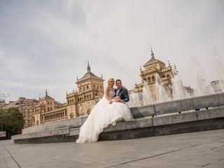 La boda de Tamara y Juanjo