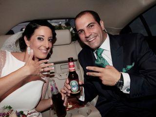 La boda de Pedro y Ángela