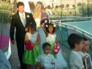 La boda de David y Victoria 1