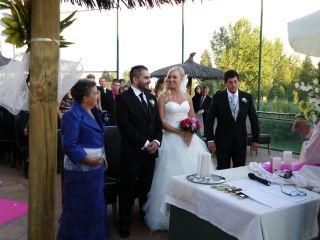 La boda de David y Victoria