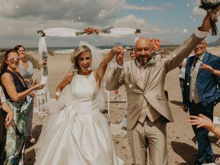 La boda de Estefania y Juan