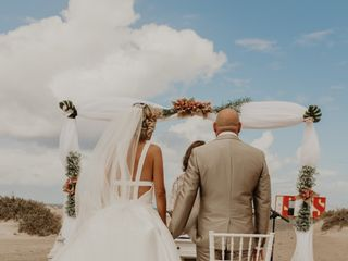 La boda de Estefania y Juan 3