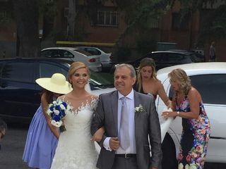 La boda de Laura y Juan Carlos  1