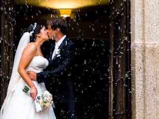 La boda de Nuria y Manety
