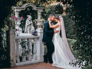 La boda de Rocío y Alvaro