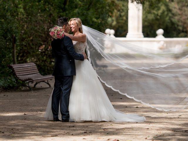 La boda de Juanjo y Tamara en Boecillo, Valladolid 6