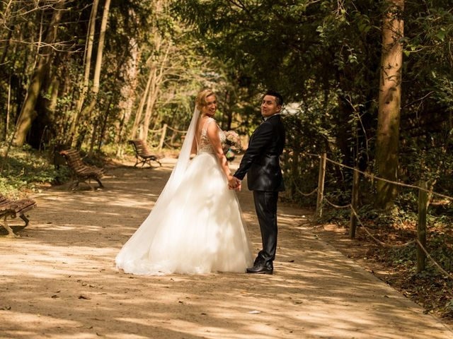 La boda de Juanjo y Tamara en Boecillo, Valladolid 10