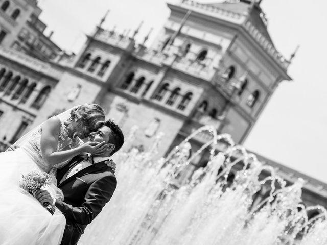 La boda de Juanjo y Tamara en Boecillo, Valladolid 12
